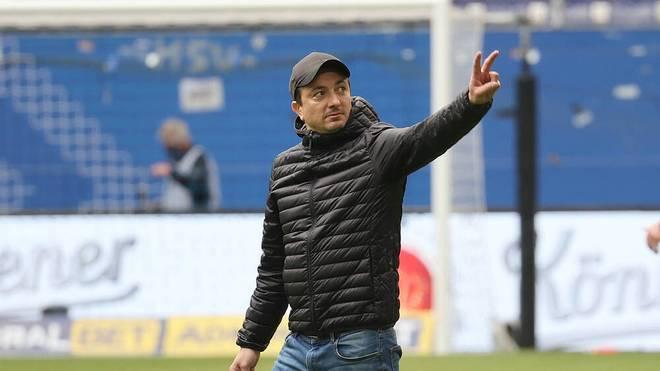 Daniel Meyer ist nicht mehr Trainer von Eintracht Braunschweig