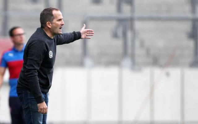 Manuel Baum coachte zum ersten Mal die deutsche U20-Auswahl. Es ist seine erste Station nach dem Aus in Augsburg