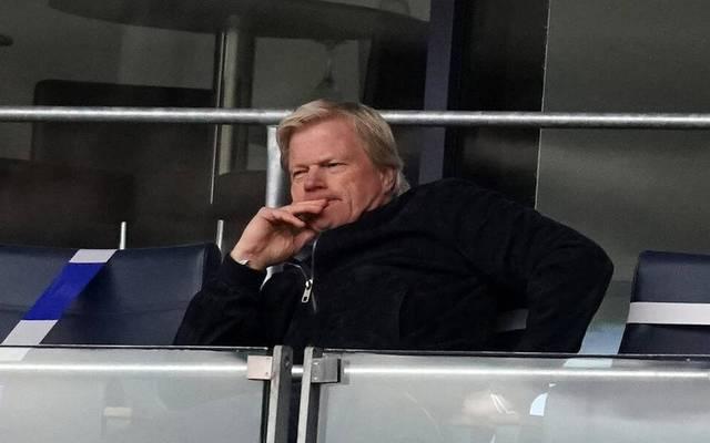 Oliver Kahn ist seit Januar 2020 Vorstandsmitglied des FC Bayern