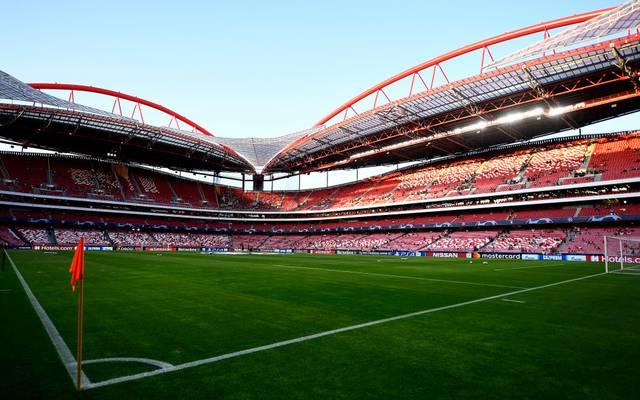 Im Estadio da Luz in Lissabon wird das Champions-League-Finale steigen