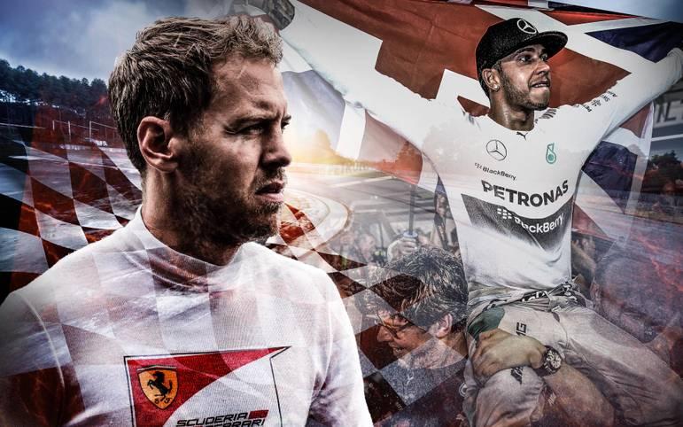 Mit WM-Comebacks kennt sich Sebastian Vettel aus. Er holte zwei seiner bisher vier Titel erst im allerletzten Saisonrennen. Nun steht der Große Preis von Japan in Suzuka an (Sonntag, 7.10 Uhr im LIVETICKER)