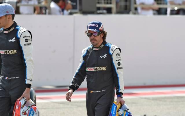 Fernando Alonso fühlt sich bereit