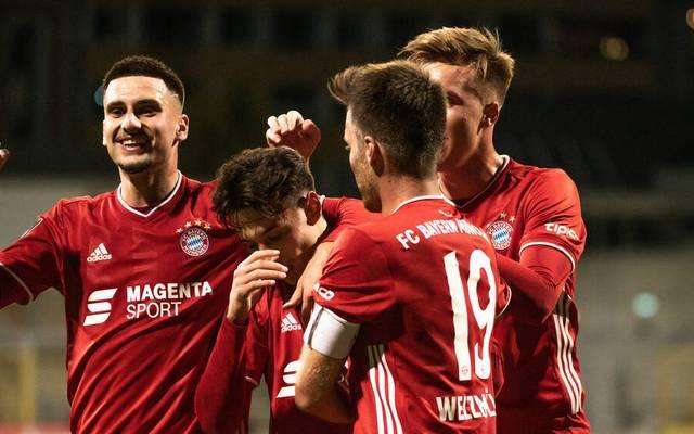 Der FC Bayern München II will gegen den KFC Uerdingen den ersten Auswärtssieg feiern