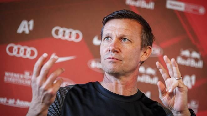 Jesse Marsch wird als nächster Gladbach-Trainer gehandelt
