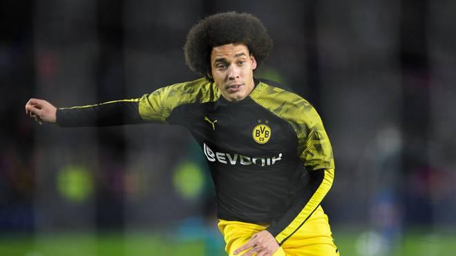 Axel Witsel will mit dem BVB Meister werden