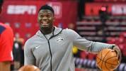 Zion Williamson von den New Orleans Pelicans lässt die Fans bereits vor Saisonbeginn ausrasten