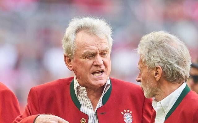 Sepp Maier (l.) ist einer der wichtigsten Spieler in der Geschichte des FC Bayern.