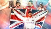 Lewis Hamilton kann in Mexiko Weltmeister werden