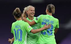 Frauen-Fussball / Champions League