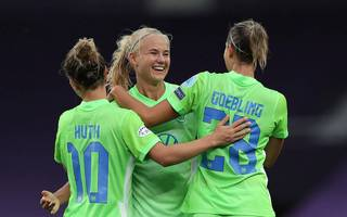Frauen-Fussball / Champions League