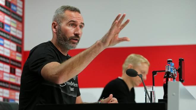 Tim Walter wird nach der Winterpause nicht mehr Trainer des VfB Stuttgart sein