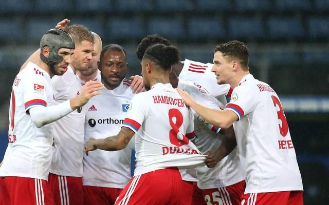 Der Hamburger SV tritt zum Saisonabschluss beim KSC an