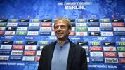 Soll die Hertha wieder nach oben führen: Jürgen Klinsmann