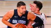 Nikola Vucevic von den Orlando Magic