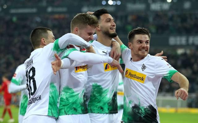 Gladbach will durch einen Sieg gegen Paderborn wieder mit Spitzenreiter Leipzig gleichziehen