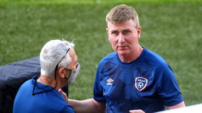 Irlands Nationaltrainer Stephen Kenny hat kein Verständnis für die Pfiffe
