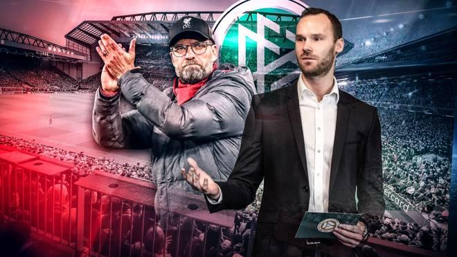 Der DFB will sich künftig auch an Jürgen Klopp und dem FC Liverpool orientieren