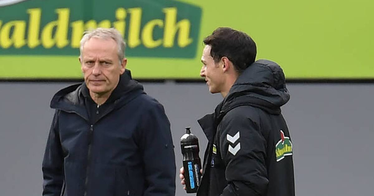 SC Freiburg: Christian Streich wegen Formkrise im Dilemma