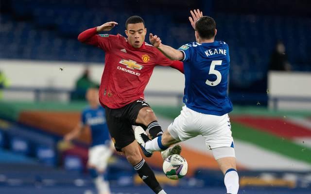 Sowohl Manchester United als auch der FC Everton sind am Boxing Day im Einsatz