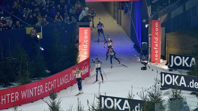 Biathlon auf Schalke fällt in diesem Jahr aus