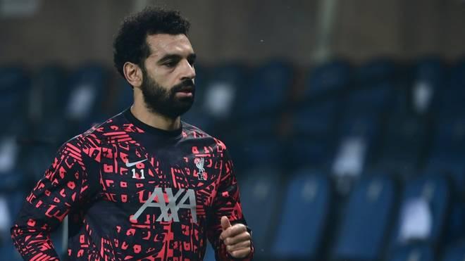 Salah ist erneut positiv getestet worden