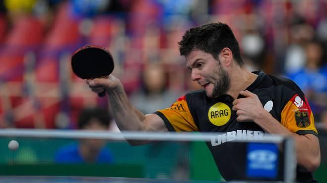 Dimitrij Ovtcharov ist im Halbfinale der German Open ausgeschieden
