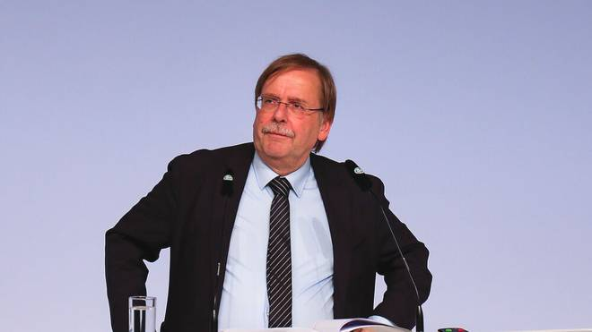 Rainer Koch ist Vizepräsident des DFB