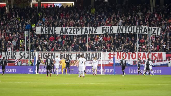 Salzburger Fans positionieren sich klar gegen Rassismus