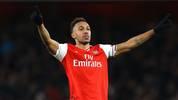 Pierre-Emerick Aubameyang ist noch bis 2021 an Arsenal gebunden