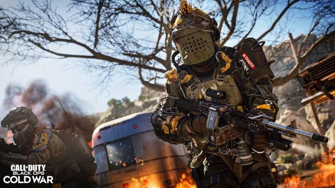 Feuer frei heißt es auch in Season 3 von Call of Duty Black Ops Cold War