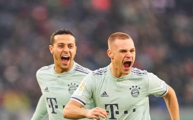 Weg von der 32 hin zur 6 - Josua Kimmich übernimmt Thiagos Nummer beim FC Bayern