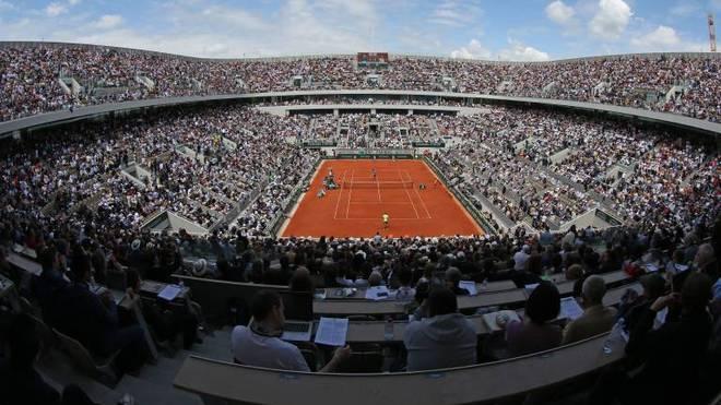 Volle Ränge wird es bei den French Open 2020 nicht geben - aber zumindest sollen Zuschauer dabei sein dürfen