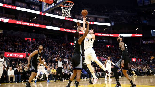 Mavs mit Blowout gegen Warriors