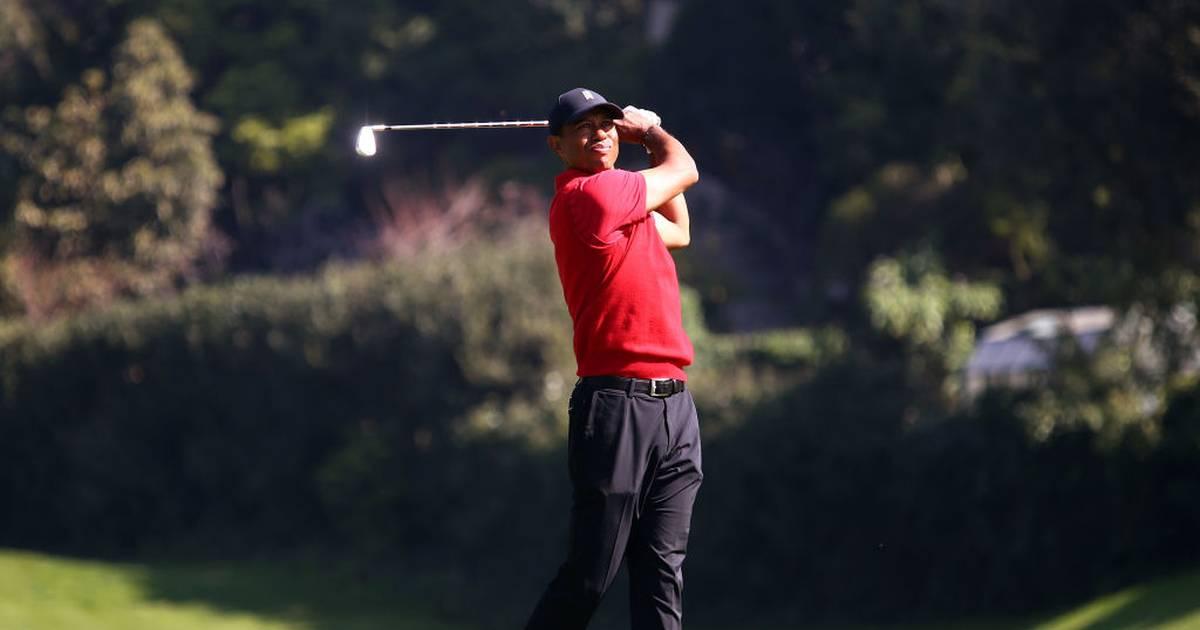 Tiger Woods meldet sich während Corona-Pause wieder fit