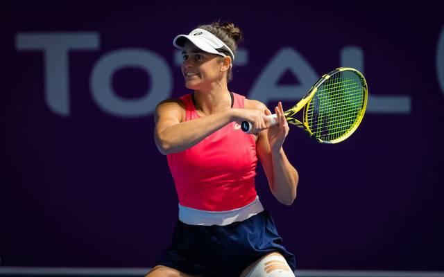 Jennifer Brady aus den USA steht im Halbfinale der US Open