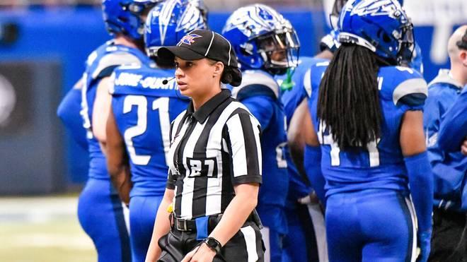 Maia Chaka sorgt für ein Novum in der NFL