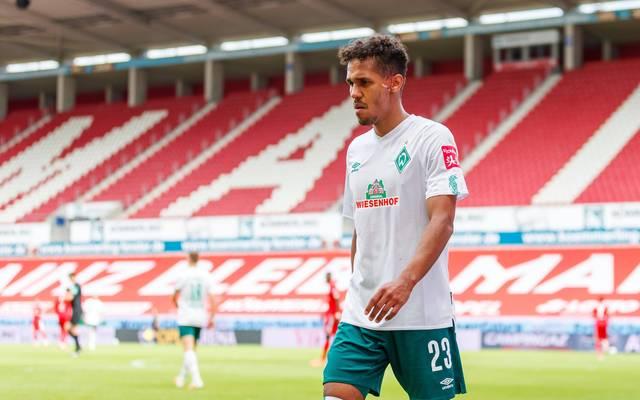 Gebre Selassie verletzte sich im Spiel gegen Mainz am Sprungelenk