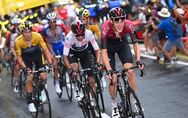 Superstars wie Primoz Roglic und Egan Bernal sind für die Tour de France fraglich