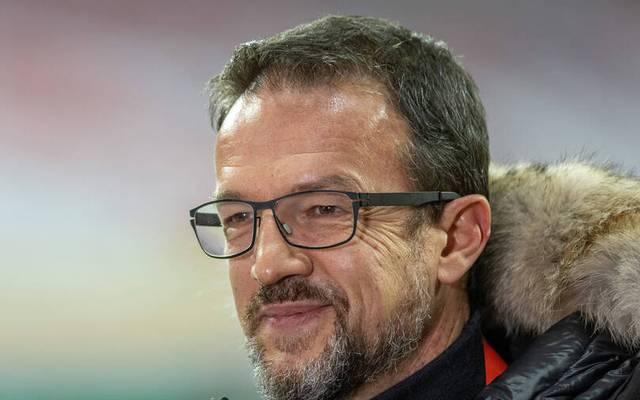 Fredi Bobic steht vor einem Abschied von Eintracht Frankfurt