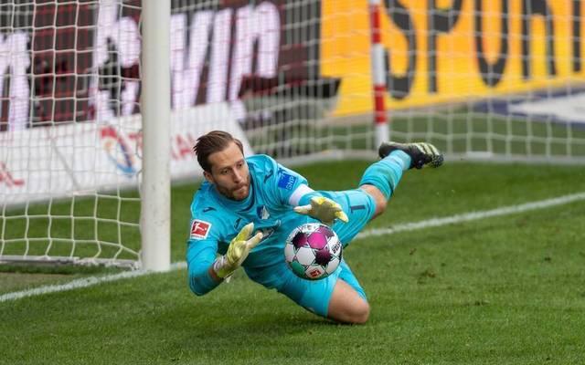 Oliver Baumann zählt zu den Leistungsträgern bei der TSG Hoffenheim