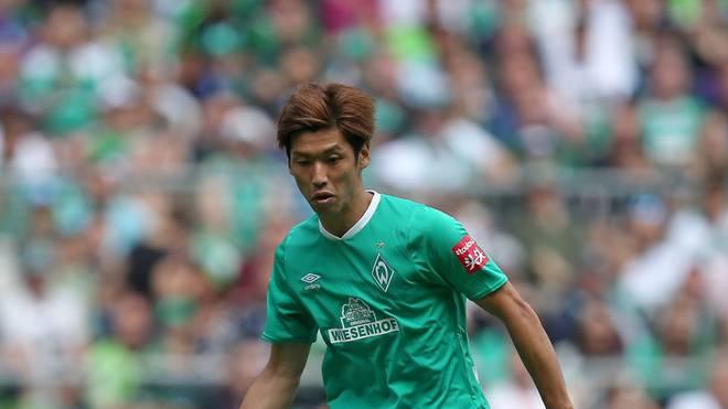 Yuya Osako fällt bei Werder Bremen verletzt aus