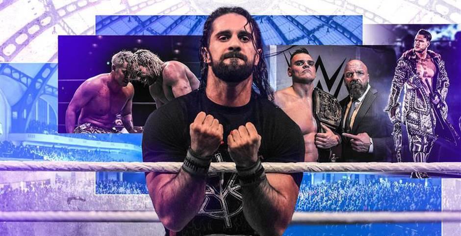 Wer ist der beste Wrestler der Welt - ein WWE-Star, ein Vertreter der jungen Konkurrenzliga AEW oder der von Kennern verehrten Japan-Liga NJPW? SPORT1 stellt ein regelmäßiges Ranking auf