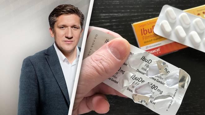 Müssen Sportler in Sachen Schmerzmittel vor sich selbst geschützt werden?