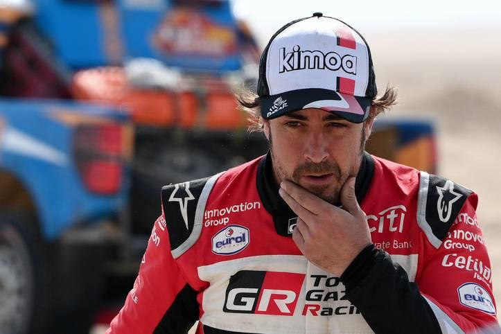 Es ist das sensationelle Comebackdes zweimaligen Formel-1-Weltmeisters: Fernando Alonso ist zurück in der Königsklasse des Motorsports. Der Spanier fährtwieder für seinen früheren Rennstall Renault