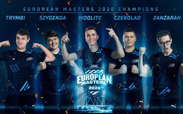 Nach ihrem überzeugenden Sieg bei den European Masters, sind gleich drei von fünf AGO-Rogue-Teammitgliedern auf dem Weg in die LEC