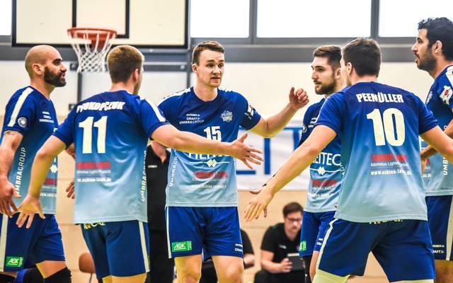 Die Heitec Volleys Eltmann behalten weiterhin ihre Lizenz