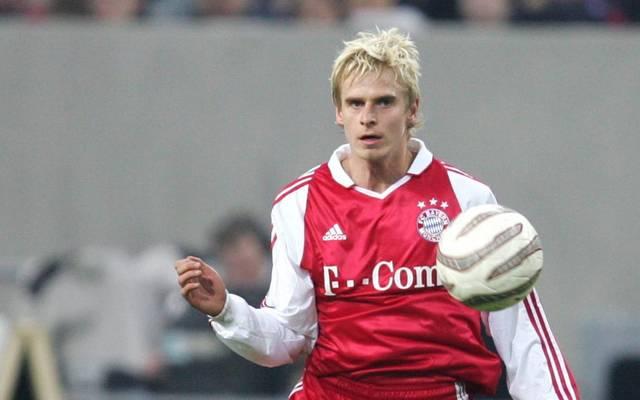 Tobias Rau speilte von 2003 bis 2005 beim FC Bayern