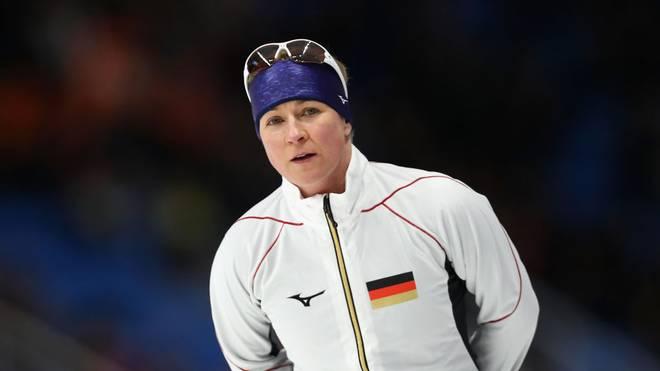 Claudia Pechstein trainiert nach einem Streit mit Bundestrainer Bouwman künftig bei Polen mit