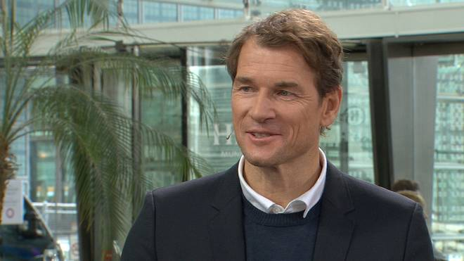 Jens Lehmann ist am Sonntag im CHECK24 Doppelpass zu Gast