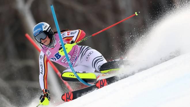 Frühes Aus für DSV-Damen im Slalom